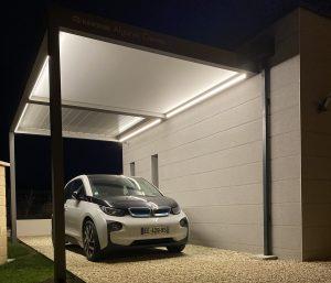 Protéger votre voiture grâce à l'installation d'un carport - Charente